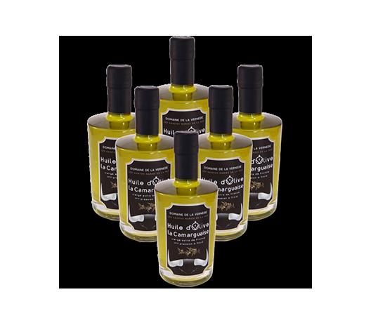 Cuvée Noire - Pack 6 bouteilles 500ml