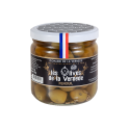 Pot d'Olives Aglandau Fenouil 200g