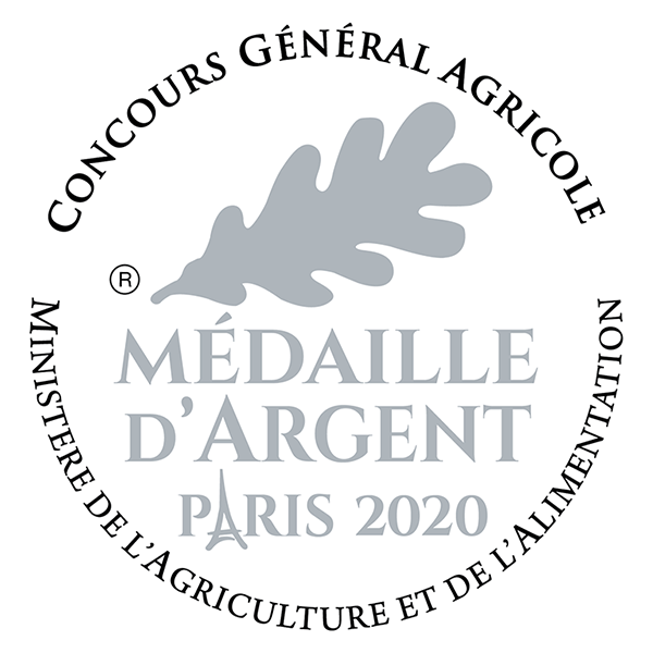 Médaille Or 2020