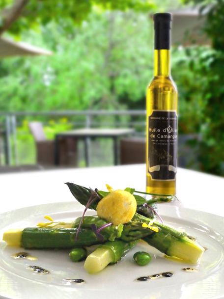 Charles Fontès chef étoilé huile d'olive