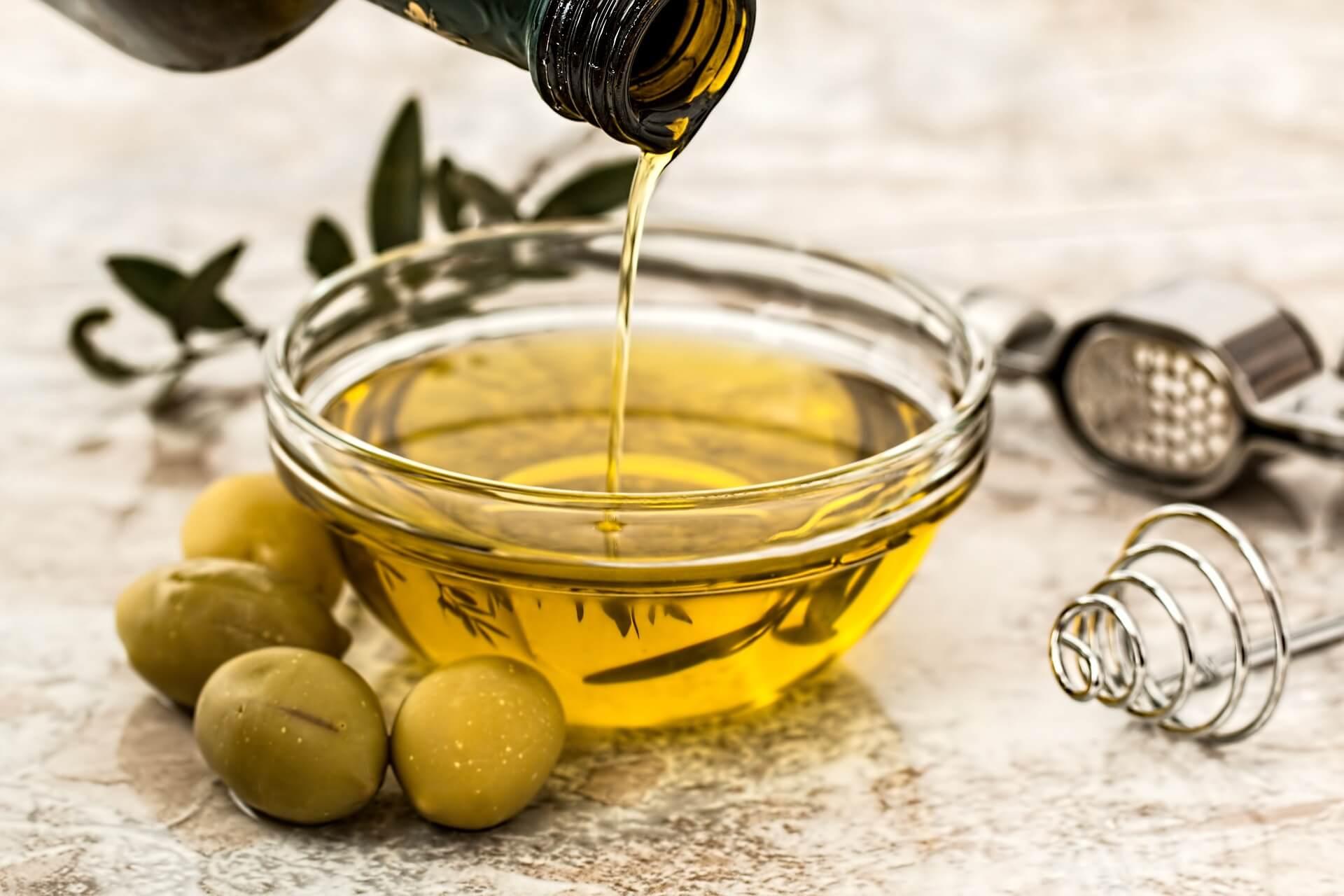 Bol huile d'olive